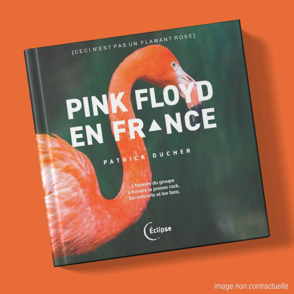 Pink Floyd en France par Monsieur Vinyl
